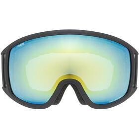 UVEX Topic FM sphere Gafas, negro